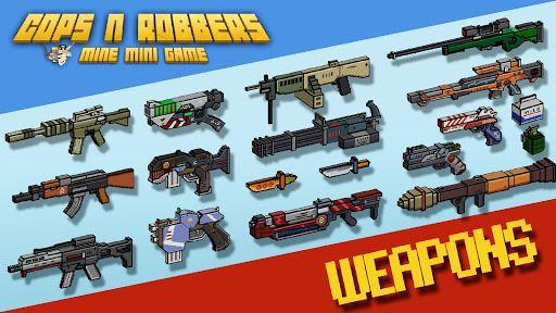 Cops N Robbers – FPS Mini Game 2