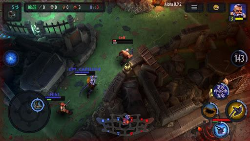 Heroes of SoulCraft – MOBA 6