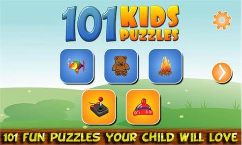 101 Kids Puzzles 1