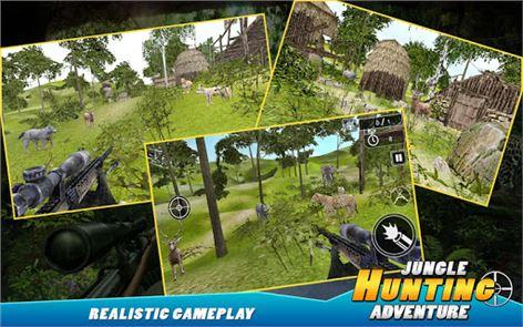 Jungle Hunting Adventure 4