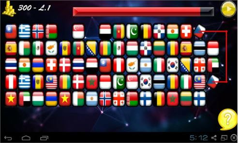 Onet Connect Flags 2
