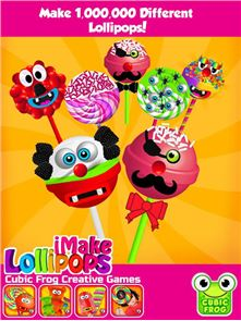 iMake Lollipops – Candy Maker 4