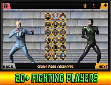 Deadly Fight P2P Fighting Game 2