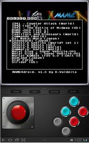 MAME4droid (0.37b5) 1