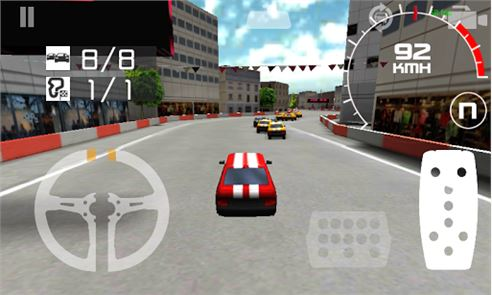 Cars Racing Hero 2