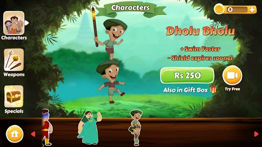 Chhota Bheem Race Game 6