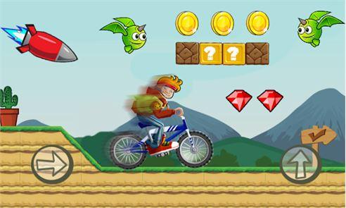 Subway Bmx Boy Racer 5