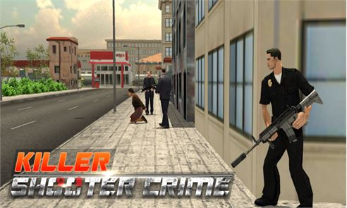 Killer Shooter Crime 1