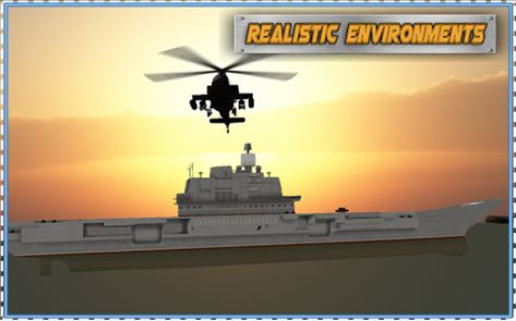 Gunship Adventure :Heli Attack 2