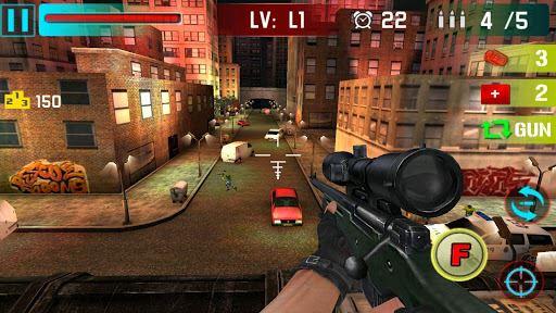 Sniper Shoot War 3D 2
