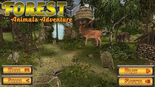 VR Forest Animals Adventure 1