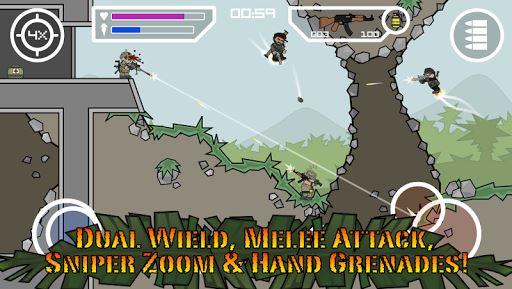 Doodle Army 2 : Mini Militia 3