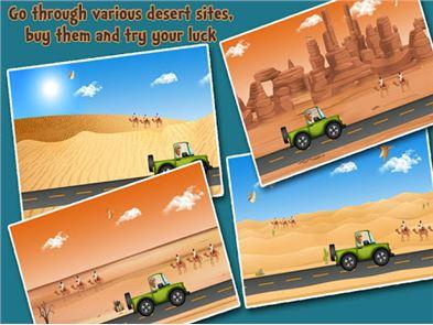 Desert Treasure Hunt Adventure 4