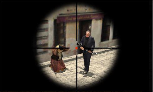 Killer Shooter Crime 5