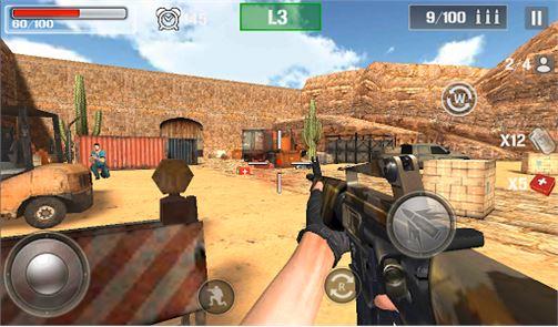 Shoot Hunter-Gun Killer 6