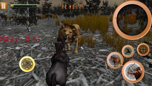 Jungle Animals Hunting Archery 4
