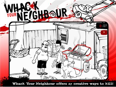 Whack Your Neighbour 6
