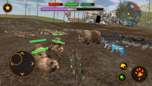 Clan of Puma 3