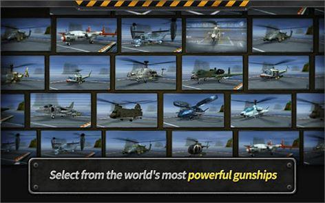 GUNSHIP BATTLE: Helicopter 3D 6