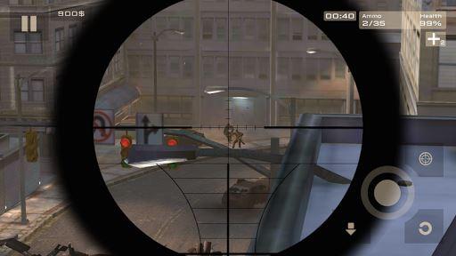 City Sniper Shooting 3D 2
