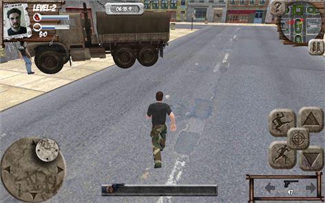 Russian Crime Truck Theft 1