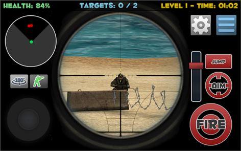 Sniper Shooting 3D 3