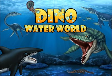 Jurassic Dino Water World 1