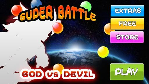 Super Battle for Goku Devil 1