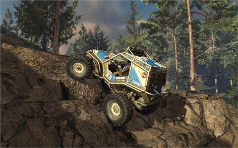 4×4 mountain offroad 4