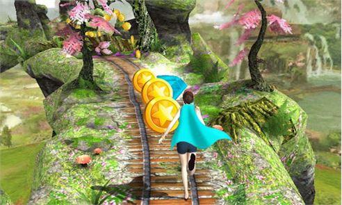 Subway Run Princess 2