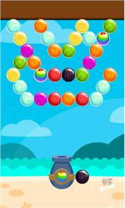 Seaside Bubble Shooter 5