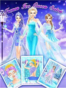 Frozen Ice Queen Salon 3