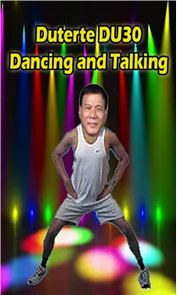 Duterte Du30 Dancing & Talking 1