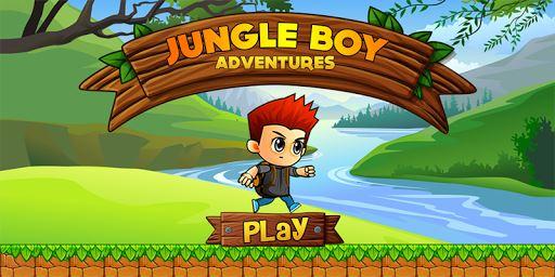 Jungle Boy Adventures 1