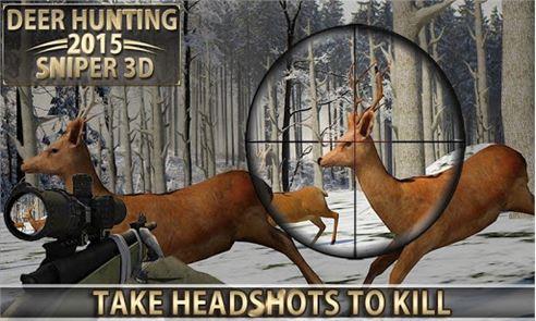 Deer Hunting – 2015 Sniper 3D 1