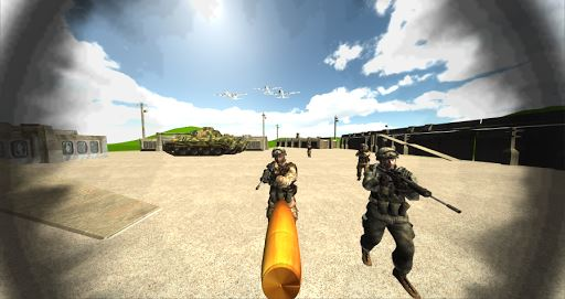Army Sniper Shooter 3D 3