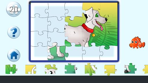 Jigsaw puzzles  games kids 5