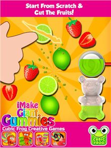 Make Gummy Bear – Candy Maker 4