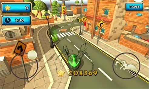 Spider Simulator: Amazing City 5