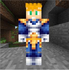 Dragon Pixel Warrior 4
