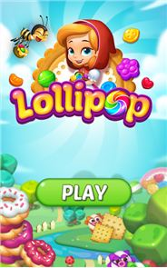 Lollipop: Sweet Taste Match 3 5