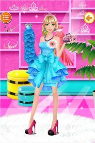 Prom Spa Salon – Girls Games 5