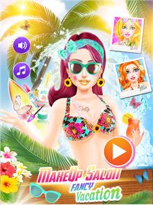 MakeUp Salon – Fancy Vacation 1