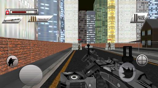 Commando City War- Free 3