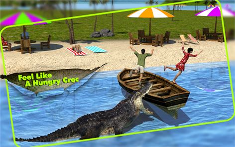 Crocodile Simulator 3D 6