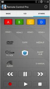 TV Remote Control Pro 3