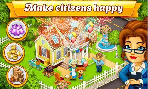 Cartoon City: farm to village 2