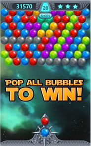 Bubble Shooter Space 4