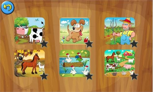 Farm Animal Puzzles for Kids 4