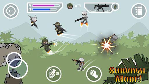 Doodle Army 2 : Mini Militia 2